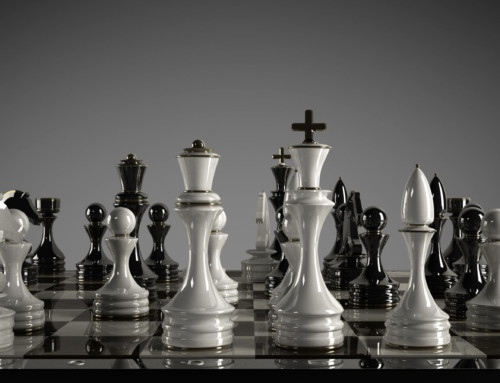 The Founder's Syndrome Chess Game and How to Resolve It